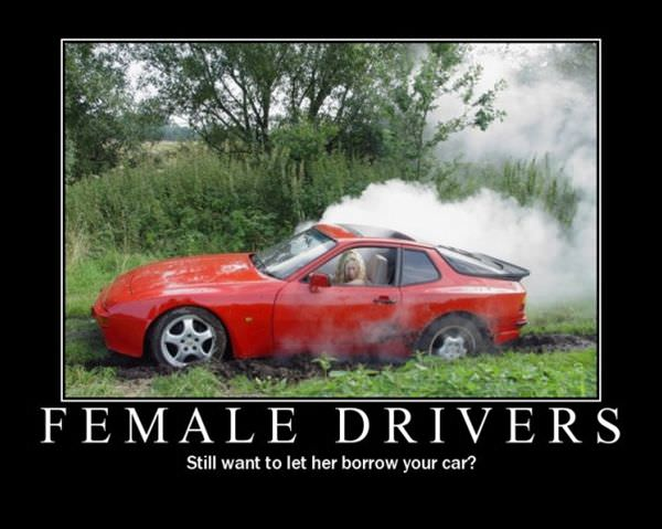 Female Drivers