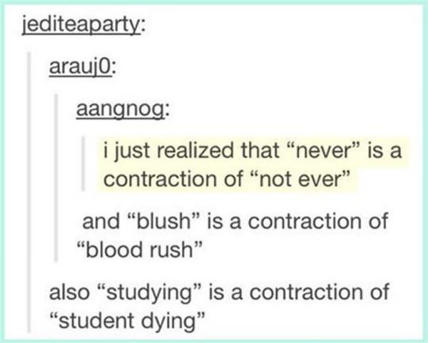 Some Contractions